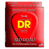DR Red Devils K3 Coated Electric Guitar Strings