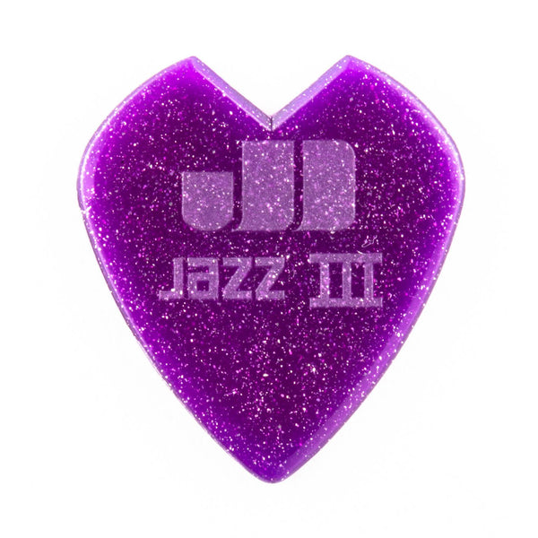 Dunlop Kirk Hammet Signature Jazz III Picks