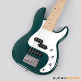 Elegee Alab Series P+J 5-String Bass Basswood Body Maple Fingerboard - Celestial Blue