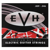 EVH Premium Nickel Plated Steel, Electric Guitar Strings - GuitarPusher