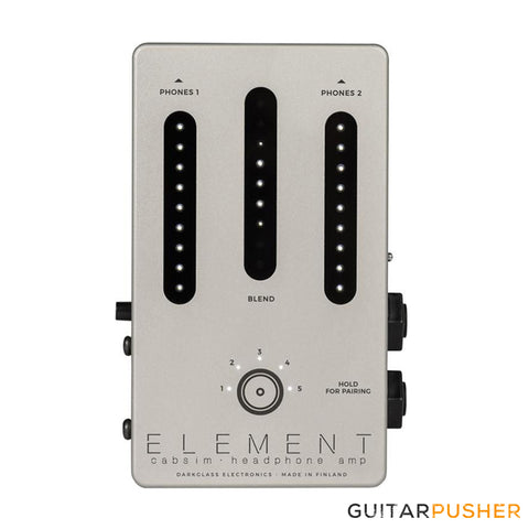 Darkglass Element Headphone Amp & Cab Simulator