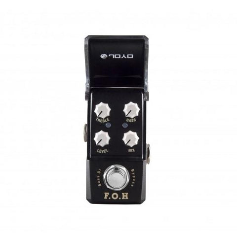 Joyo FOH Bass Mini DI Pedal - GuitarPusher