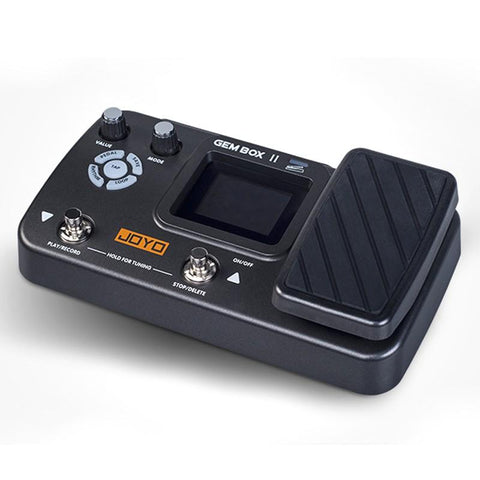 Joyo GEM BOX II Guitar Multi Effects - GuitarPusher
