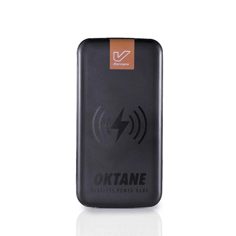 Gruv Gear OKTANE 10,000mAh Wireless Power Bank - GuitarPusher