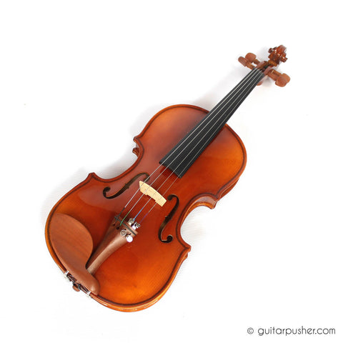 Trevino V401 1/4 Full Solid Wood Violin with Case