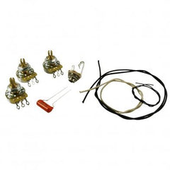 WD Upgrade Wiring Kit For Fender Jazz Bass Style Basses