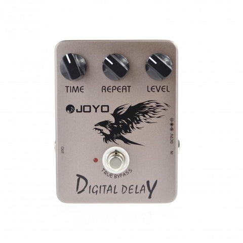 Joyo JF-08 Digital Delay Guitar Effect Pedal