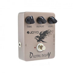 Joyo JF-08 Digital Delay Guitar Effect Pedal - GuitarPusher