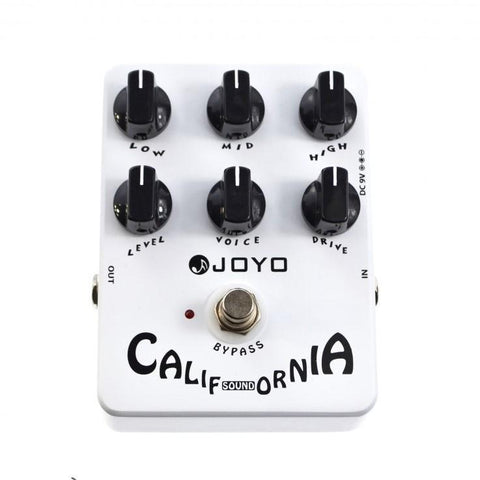 Joyo JF-15 California Sound Mesa Boogie Mark II Distortion Guitar Effect Pedal