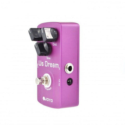 Joyo JF-34 US Dream Riot Inspired Guitar Effect Drive