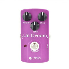 Joyo JF-34 US Dream Riot Inspired Guitar Effect Drive / Distortion Pedal