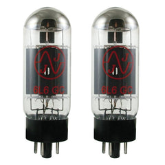 JJ Electronics 6L6GC Vacuum Tube for Electric Guitar Amplifier - GuitarPusher
