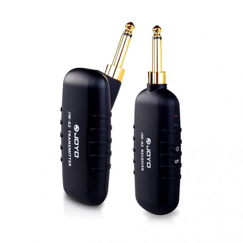 Joyo JW-02 5.8GHz Guitar/Bass wireless system - GuitarPusher