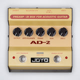 Joyo AD-2 Acoustic Preamp DI BOX