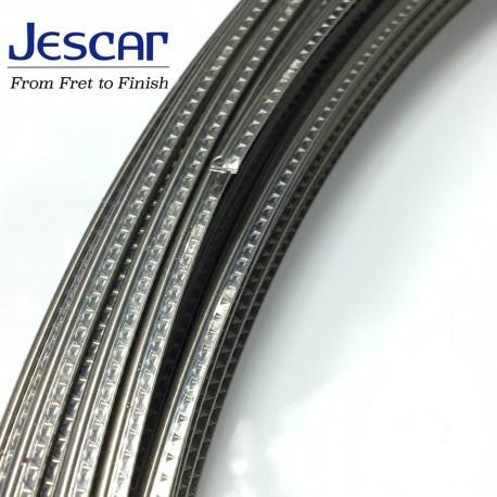 Jescar Medium Jumbo Stainless Steel Fret Wire (47104-S) - GuitarPusher