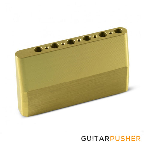 Kluson 2 pt. Milled Brass Sustain Block