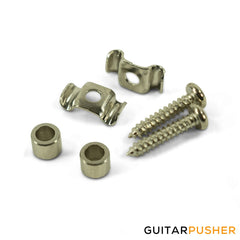 Kluson Replacement Vintage String Guides Retainer for Fender [Set of 2]