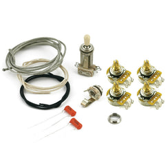 WD Upgrade Wiring Harness Kit for Les Paul Style Guitars