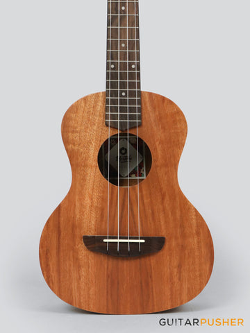 MeiTone M1-T Tenor All-Mahogany Ukulele - GuitarPusher