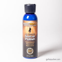 Music Nomad Guitar Polish - Pro Strength Formula for Guitar and Hardware MN101 - GuitarPusher