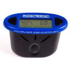 Music Nomad The HumiReader Humidity & Temperature Monitor MN305