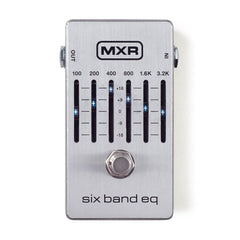 MXR 6-band EQ M109S - GuitarPusher