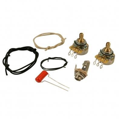 WD Upgrade Wiring Kit For P Bass Style Basses