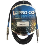 ProCo USA Excellines Premium Guitar Instrument Cable - GuitarPusher
