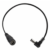 Power All Angled Barrel Adaptor Cable 10.5 inches