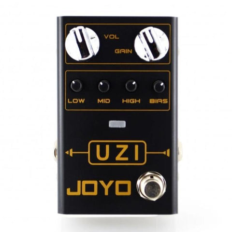 JOYO R-03 UZI High Gain Distortion Guitar Effect Pedal - GuitarPusher