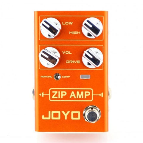 JOYO R-04 Zip Amp Overdrive Compression Guitar Effect Pedal