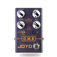 JOYO R-06 OMB (One Man Band) Looper and Drum Machine