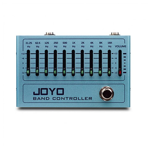 Joyo R-12 10-band EQ - GuitarPusher