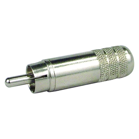 Switchcraft RCA Plug Nickel Type 3502A