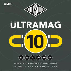 Rotosound Ultramag Electric Guitar String Set