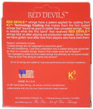 DR Red Devils K3 Coated Electric Guitar Strings - GuitarPusher