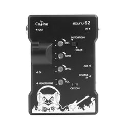 Scuru S2 Rechargeable Preamp/DI/Headphone Amplifier