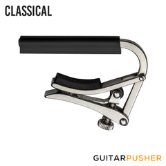 Shubb Deluxe Capo S2 for Classical Guitar