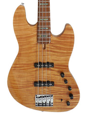 Sire V10 Swamp Ash 4-String Bass Guitar (2nd gen) with Premium Gig Bag