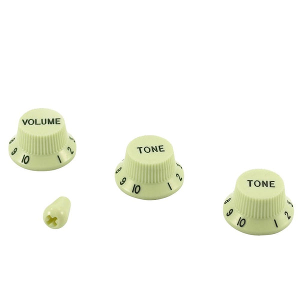 WD Strat Knob Set with Switch Tip