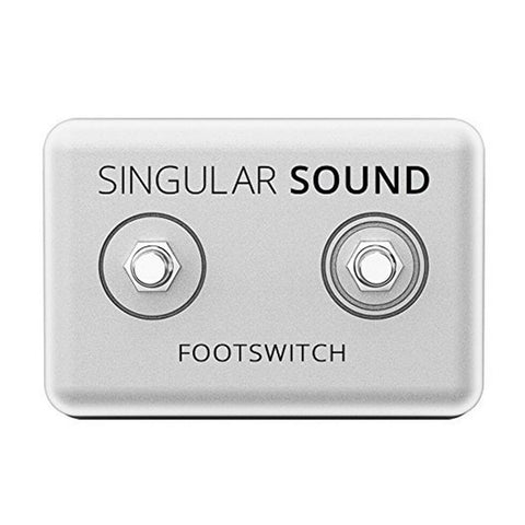 Singular Sound BeatBuddy Footswitch+ 2-Button Momentary Footswitch
