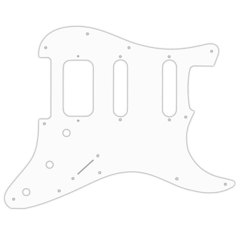 WD HSS Pickguard for Fender USA DLX or Lone Star Strat - GuitarPusher