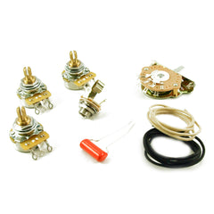 WD Upgrade Wiring Kit for Stratocaster 5-way