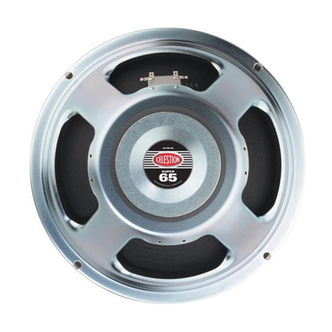 "Celestion G12N-65 12"" Super 65 Guitar Speaker - GuitarPusher"