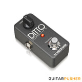 TC Electronic Ditto Mini-Looper Pedal