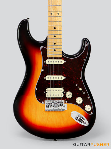 Tagima TG-540 (prev. TG-530 PRO) HSS Stratocaster Woodstock Series
