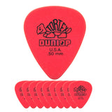 Dunlop Tortex Standard Guitar Pick 0.50mm Red