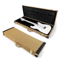 G-Craft HC-125 Deluxe Hard Case for Electric GUITAR - GuitarPusher