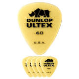 Dunlop Ultex Standard Guitar Pick 0.60mm