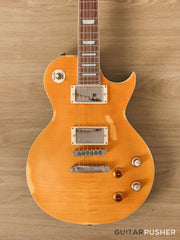 Vintage V100 Icon Les Paul Reissue Electric Guitar - GuitarPusher